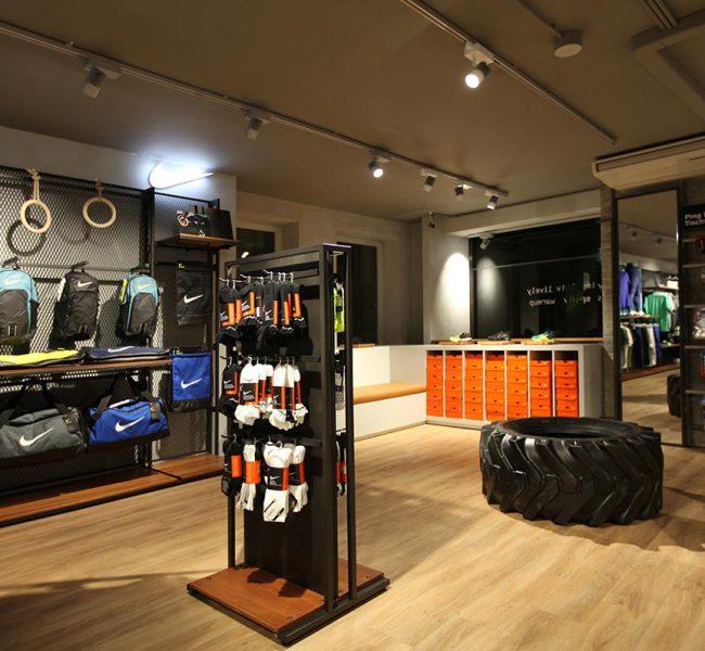 newest collection 3f435 e1683 Retail Design - Sportler Corner Nike - Vandadesigner