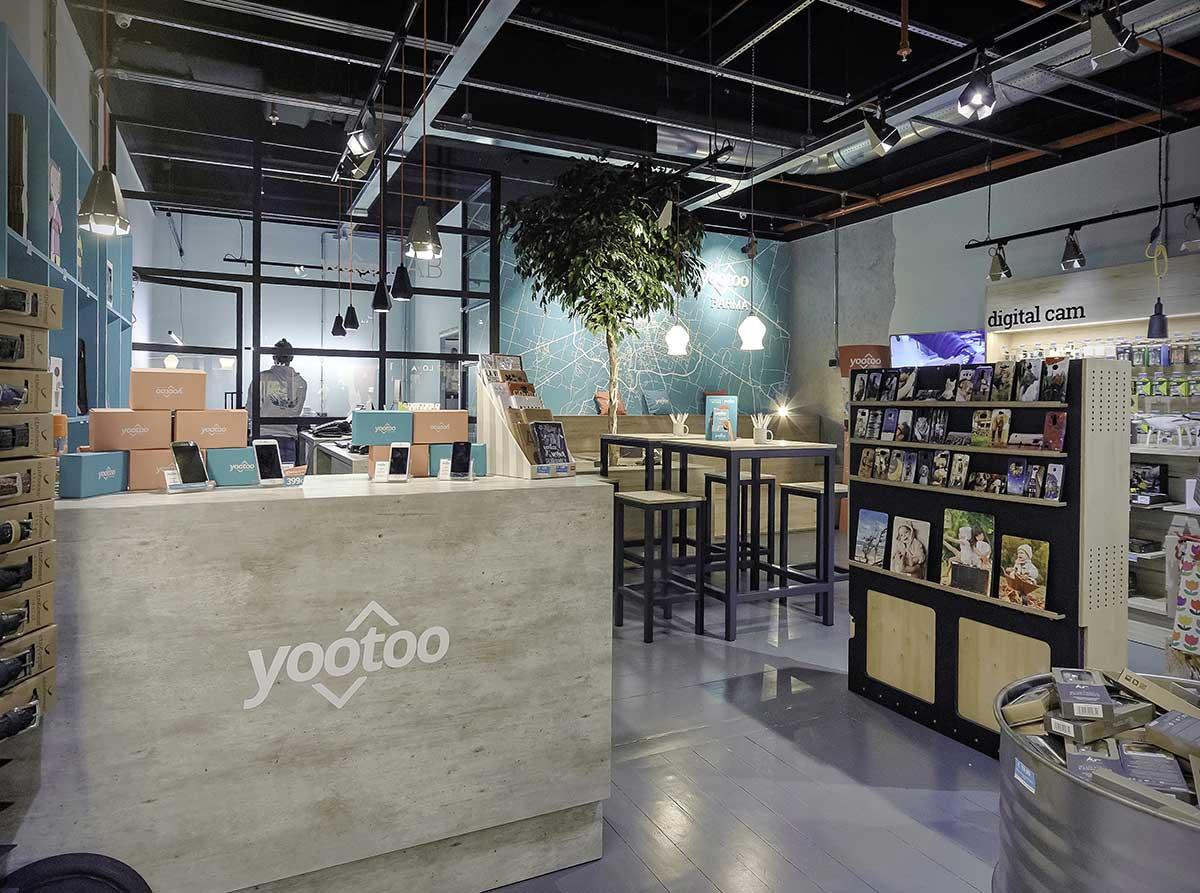 YOOTOO RETAIL DESIGN - Vanda Designers
