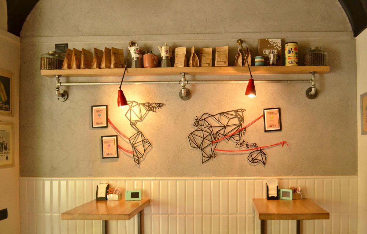 Vanda Design | Bar Design